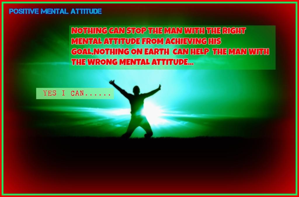 postive attitude