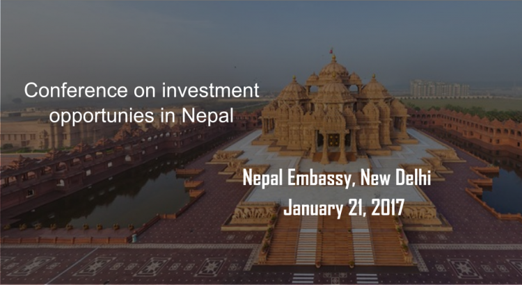 nepal-investment-business-conference-indian-embassy-new-delhi-2017
